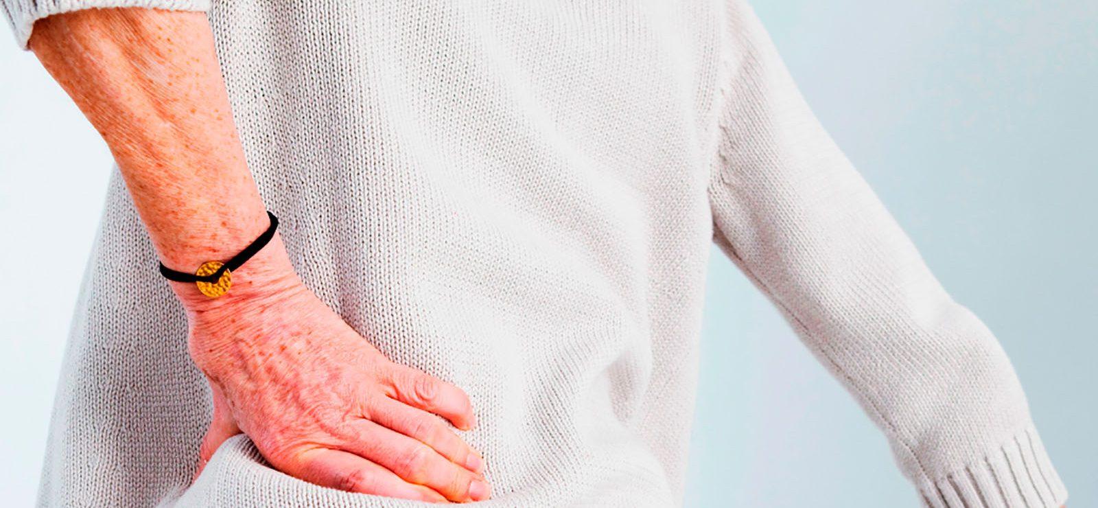 Objetivo: mantener la postura natural de tu espalda para evitar dolor