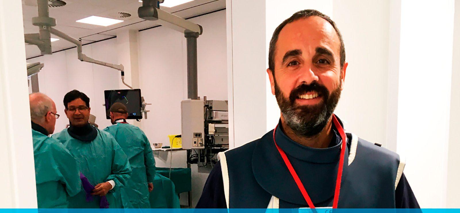 Aliviam comparte su conocimiento sobre el dolor lumbar en SIS Amsterdam