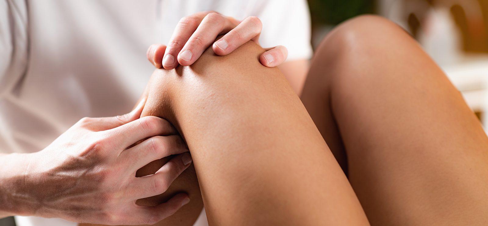 Tratamiento del dolor articular con ácido hialurónico