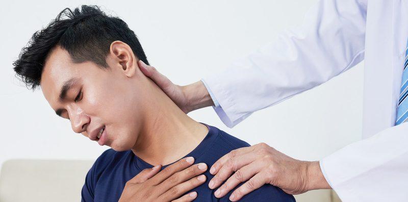 La lesión del manguito rotador: causas, síntomas y tratamiento