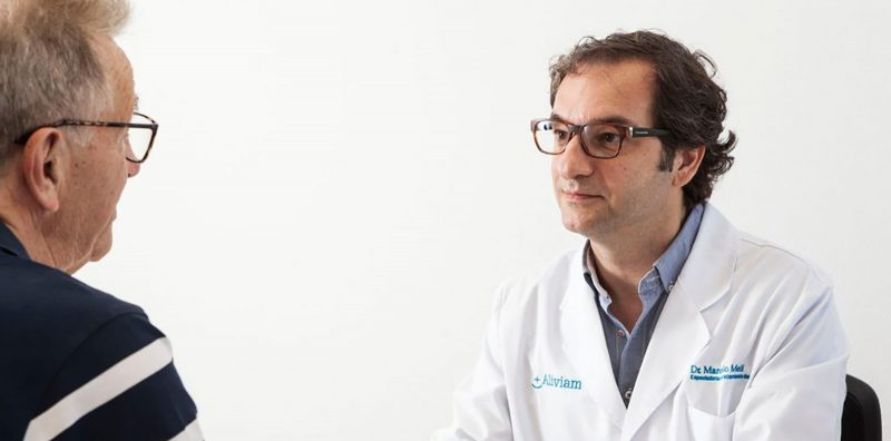 Cómo tratar la hernia discal lumbar
